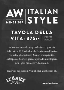 AW Italian Style
